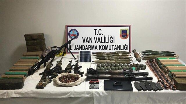 Van'da bir terörist yakalandı