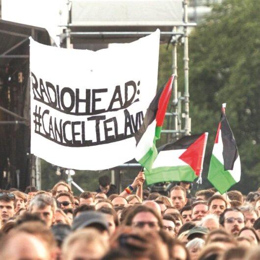 İsrail'e kültürel boykot yükselişte