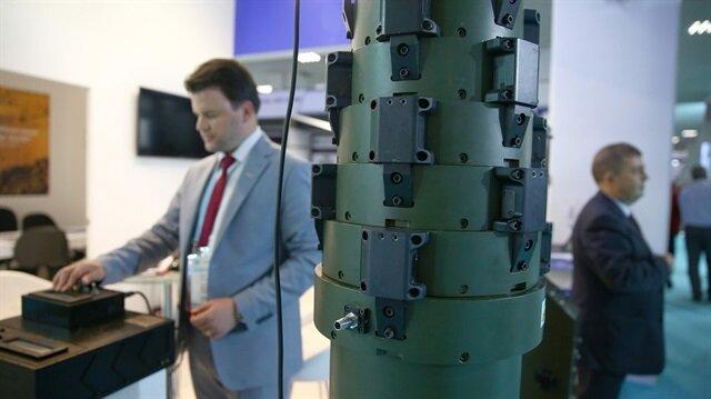 MILMAST'ın ilk kullanıcısı İhtar Anti-Drone Sistemi'yle ASELSAN oldu.