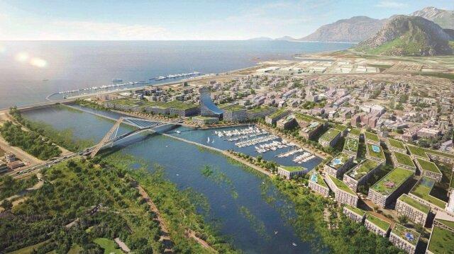 Kurum: Kanal İstanbul Projesi bizim için en önemli proje.