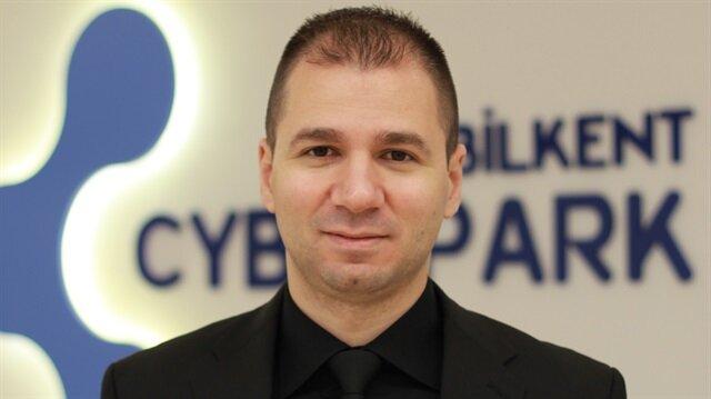 Bilkent CYBERPARK Genel Müdürü Faruk İnaltekin