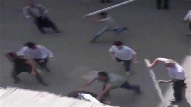 1 çocuğun öldüğü kavganın görüntülerine ulaşıldı
