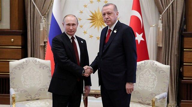 Erdoğan günübirlik Soçi'ye gidiyor