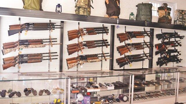 Silah tutkunları, internet üzerinden 250 liradan başlayan fiyatlarla av tüfeğine sahip olabiliyor