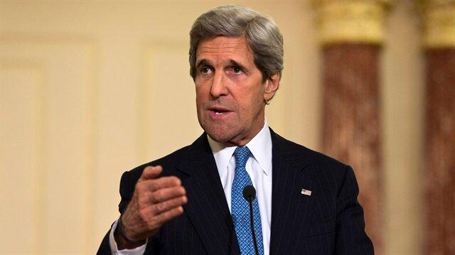 Eski Dışişleri Bakanı John Kerry