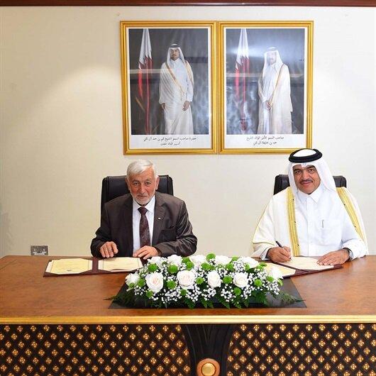 قطر وفلسطين توقعان اتفاقية لتبادل الخبرات بالمجال الزراعي