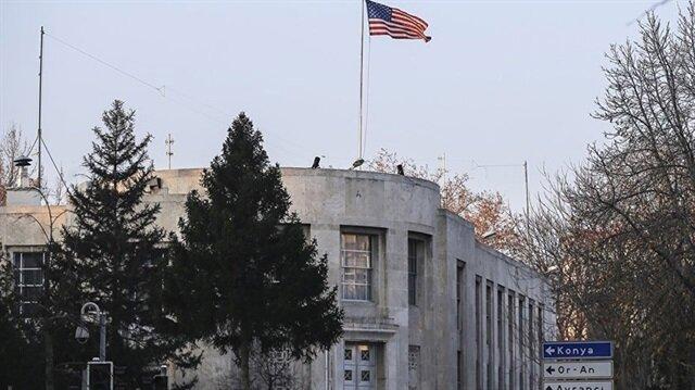 Geçtiğimiz ay, ABD Büyükelçiliğine silahlı saldırı düzenlenmişti.
