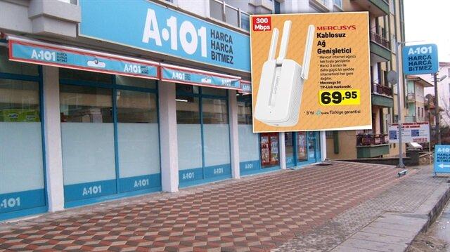 A101, 20 Eylül aktüel ürünler listesi yayınlandı.