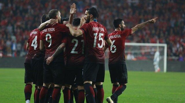 Türkiye-Bosna Hersek maçı Rize'de oynanacak