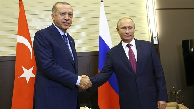 Russian Federation and Turkey to create demilitarised zone around Idlib