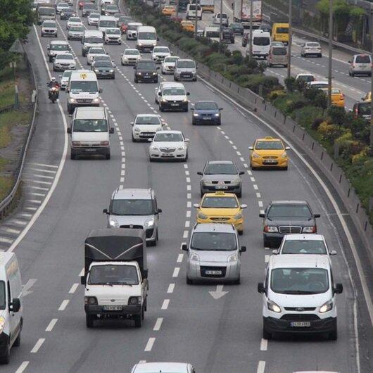 Okulların ilk günü İstanbul'da trafik durumu
