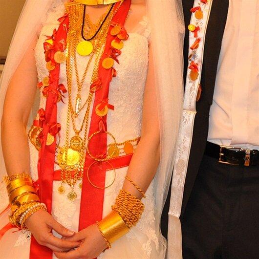 Patates soğan hediyesi 15 günlük evliliği bitirdi