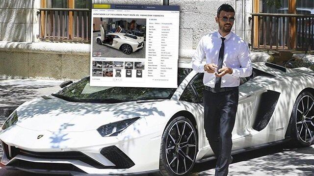 Kenan Sofuoğlu dillere desten arabasını satışa çıkardı