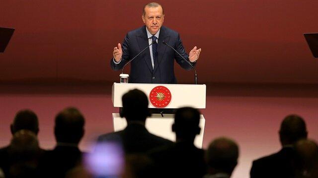 Erdoğan'dan<br>sürpriz toplantı