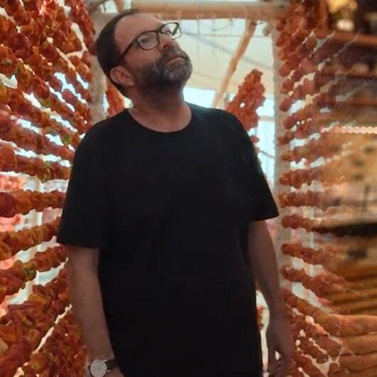 Dünyaca ünlü belgeselde bir Türk şef: Musa Dağdeviren
