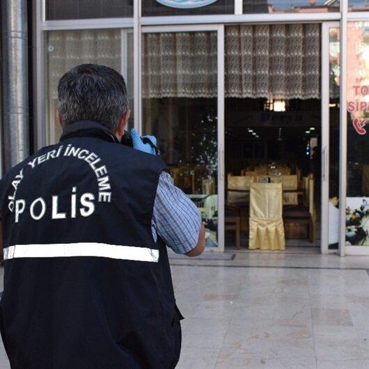 Malatya'da düğün salonuna pompalı tüfekle saldırı