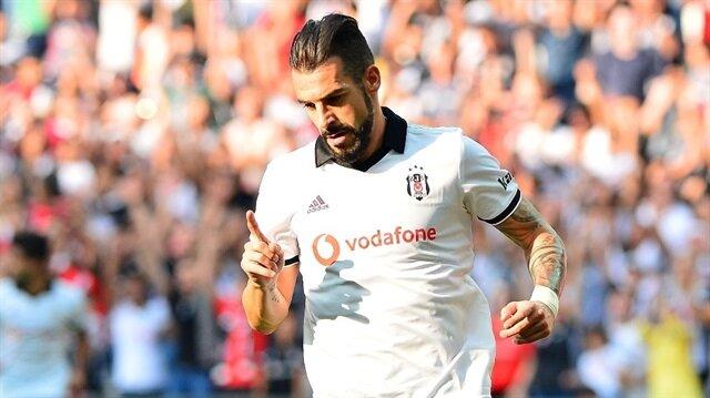 Beşiktaş'tan Negredo açıklaması: Sözleşme karşılıklı feshedildi