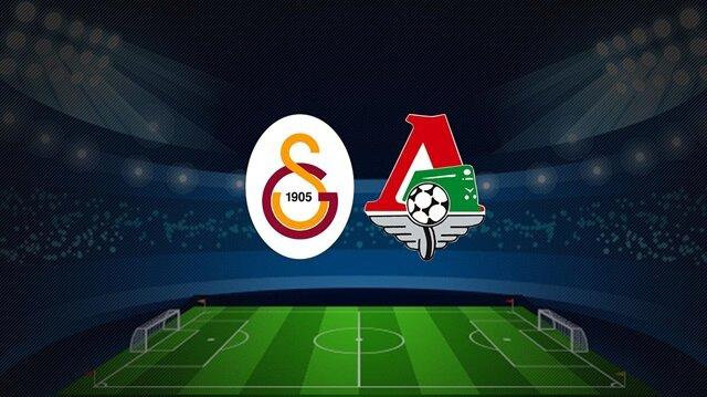 Galatasaray-Lokomotiv Moskova