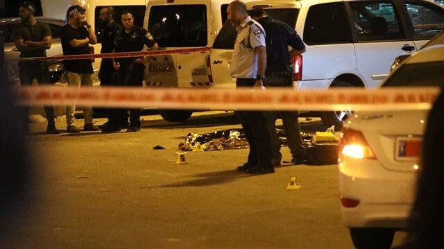 Şam Kapısı'nda<br>şehit ettiler