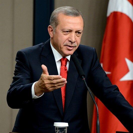 Erdoğan: Reformlara imza atmak cesaret işidir