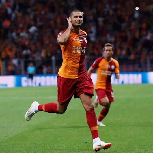 Galatasaray-Lokomotiv Moskova: 3-0