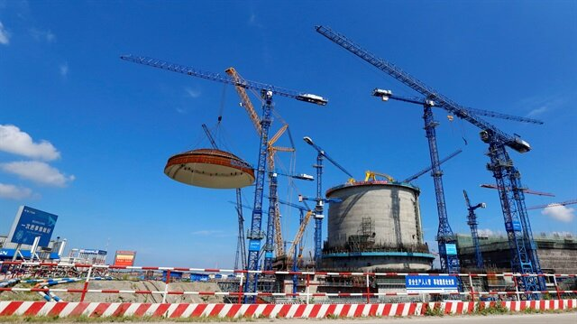 China aims to become nuclear energy leader