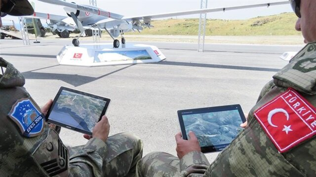 Turkish-made drones to monitor implementation of Idlib agreement
