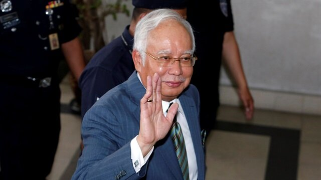 Ex-Malaysian PM arrested over 1MDB corruption probe