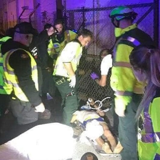 Londra'daki saldırıya 'nefret suçu' soruşturması