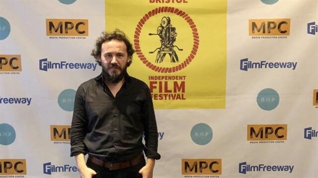 Turkish director scores Best Short Film Award in UK