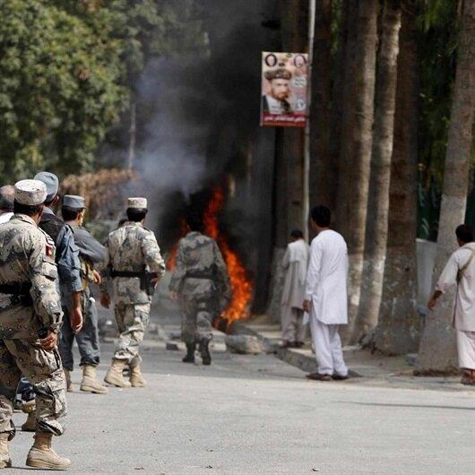 مقتل 10 شرطيين في هجوم لطالبان شمالي أفغانستان