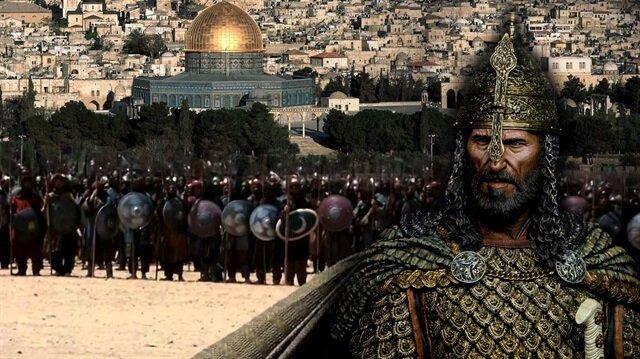 Müslümanlar Selâhaddîn-i Eyyûbî'nin şahsında ideal bir sultan, Haçlılar gerçek bir İslâm kahramanı gördü.