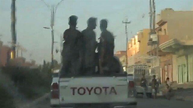 Sincar'daki PKK varlığı böyle görüntülendi