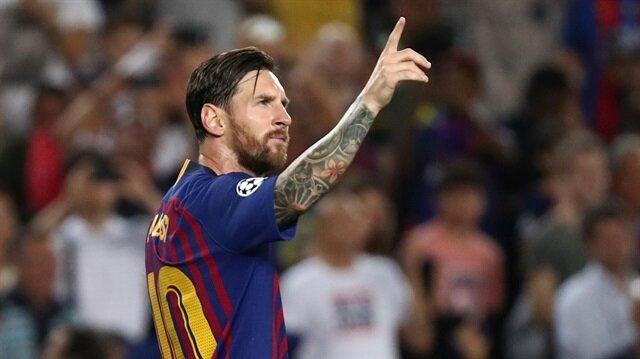 Messi'den hat-trick rekoru