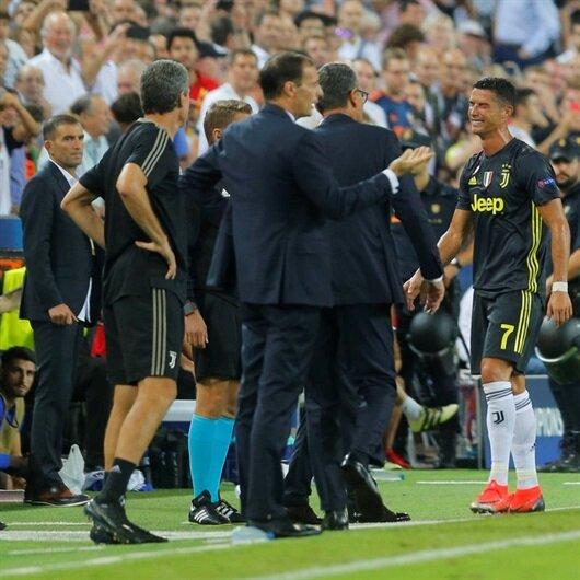 Ronaldo'nun gözyaşları