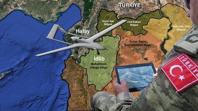 İdlib'teki yeni sürecin sahadaki en büyük oyuncularından biri de Türkiye'nin İHA ve SİHA'ları olacak.