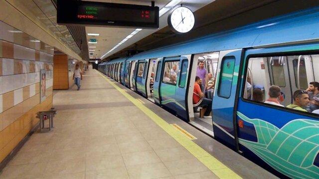 İstanbul metro ağıyla örülüyor