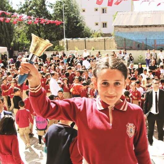 Türkiye'nin öğrenci sayısı 143 ülkeyi aştı