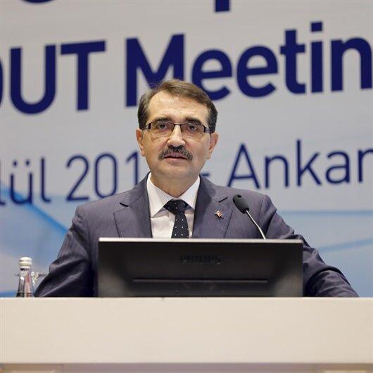 وزير تركي: لن نسمح بتنفيذ أي مشروع يهمّش حقوقنا شرق المتوسط