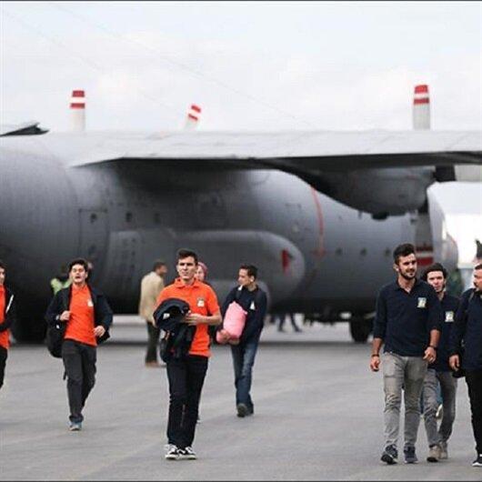 """انطلاق مهرجان """"تكنوفيست"""" لتكنولوجيا الطيران والفضاء بإسطنبول"""