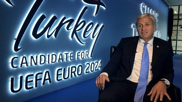 من يستضيف أمم أوروبا.. تركيا أم ألمانيا؟