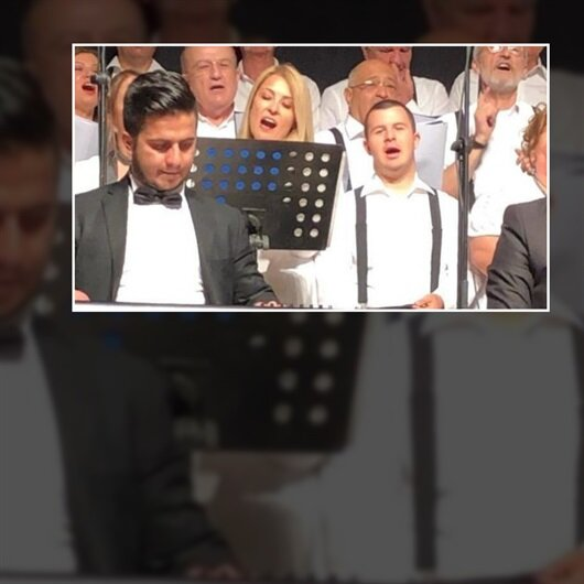 CHP'li Belediye down sendromlu genci müzik kursuna almadı