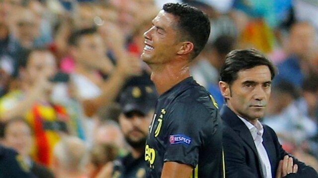 UEFA Ronaldo'ya soruşturma açtı