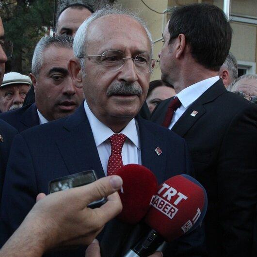 Kılıçdaroğlu: Enis Beyle bu akşam buluşacağım