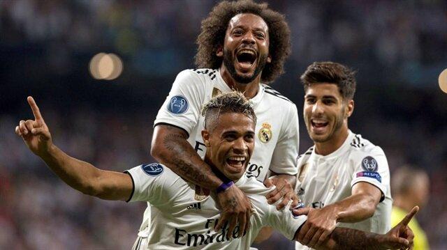 Real Madrid 3-0 Roma  (Geniş özet ve goller)