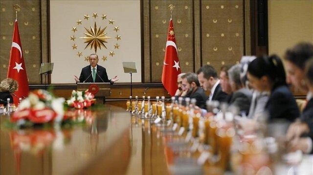 أردوغان: علاقاتنا الاستراتيجية مع واشنطن ستتعزز عبر الاستثمار والتجارة