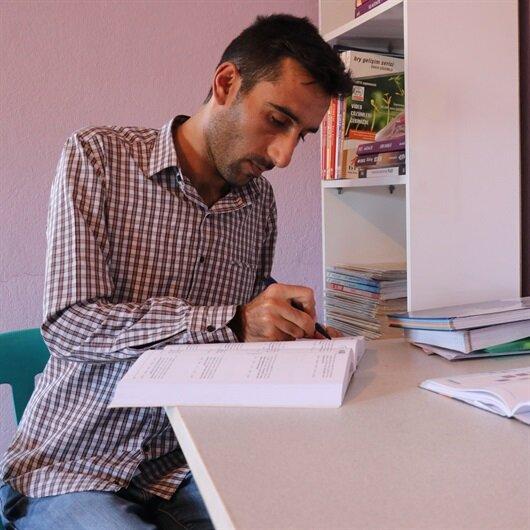 Alkışlar KPSS birincisi İbrahim'e