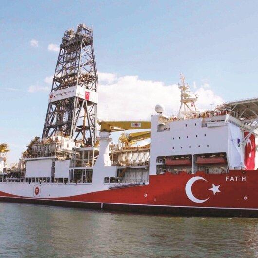 Fatih Akdeniz'de<br>sondaja hazır
