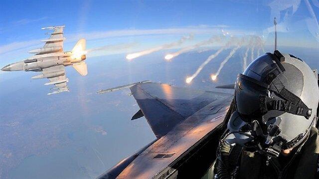 الجيش التركي: تحييد 8 إرهابيين في غارات شمالي العراق