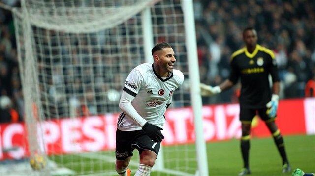 Quaresma'dan Fenerbahçe'ye gönderme